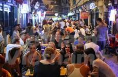 Distrito de Hoan Kiem promueve actividades económicas nocturnas