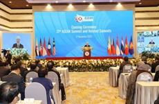 Huella impresionante de Vietnam durante el año de presidencia de ASEAN 2020
