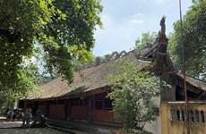 Provincia vietnamita de Vinh Phuc por conservar reliquias nacionales especiales