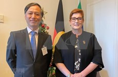 Aspira Australia a ampliar cooperación con Vietnam