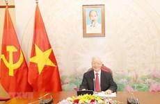 Máximo dirigente de Vietnam: Relaciones con Cuba son un símbolo para todos los tiempos