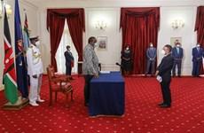 Intensifican relaciones entre Vietnam y Kenia