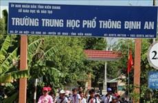 Cambia la fisonomía de comunidad de la etnia Khmer en provincia vietnamita de Kien Giang