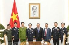 Robustecen Vietnam y Corea del Sur cooperación policial