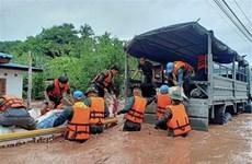 Reportan nueve muertos por inundaciones en Tailandia