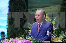 Inauguran segundo Congreso Nacional de las Minorías Étnicas de Vietnam