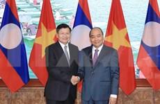 Primer ministro de Laos visita visita a Vietnam