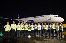 Nueva areolínea vietnamita Vietravel Airlines recibe su primer avión