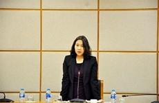 Efectuará Vietnam sesiones del Comité del Sistema Estadístico Comunitario de ASEAN