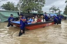 Tailandia y la India sufren graves consecuencias de inundaciones
