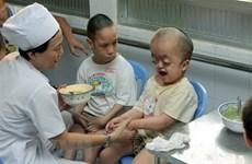 Desarrollan actividades para ayudar a víctimas del Agente Naranja/Dioxina en Vietnam