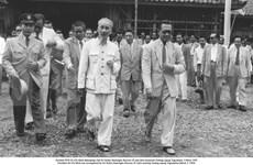 Relaciones Vietnam-Indonesia a través de fotos