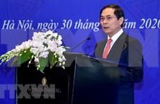 Resaltan en Vietnam aportes de diplomacia económica al desarrollo nacional