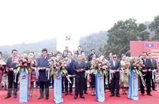 Inauguran en Laos zona de vestigio histórico Namsoi