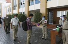 Camboya endurece las medidas de prevención ante infección local del COVID-19