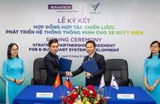 Desarrollan sistema inteligente de gestión de autobuses en Vietnam