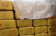 Incautan en Myanmar drogas por valor de más de 1,5 millones de dólares