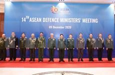 Ministros de Defensa de ASEAN, por una comunidad regional cohesiva y adaptativa