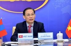 Estrechan lazos entre Vietnam y Mongolia