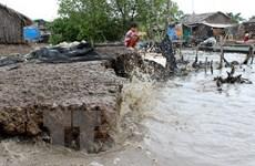 Efectúan seminario sobre desafíos del cambio climático en Vietnam