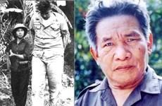 """Phan Thoan, alma inmortal en la fotografía histórica """"La pequeña guerrillera"""""""