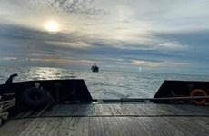 Rescatan en Vietnam a barco mercante ruso