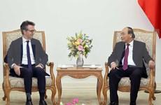 Premier vietnamita califica de estratégica la relación con Unión Europea