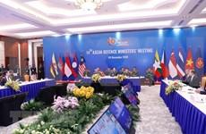 Tailandia contribuye a promover cooperación militar en ADMM-14