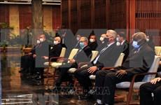 Reiteran Cuba y Vietnam voluntad invariable de continuar unidos