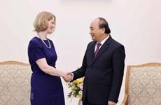 Premier vietnamita aboga por fomentar lazos multifacéticos con Nueva Zelanda