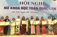 Vietnam honra aportes de mujeres intelectuales a avance socioeconómico