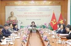 Destacan valores de los pensamientos del Presidente Ho Chi Minh