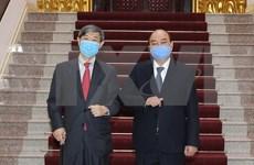 Primer ministro de Vietnam pide más apoyo de JICA en el desarrollo nacional