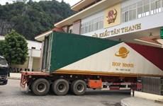 China aumenta el tiempo de despacho para mercancías vietnamitas