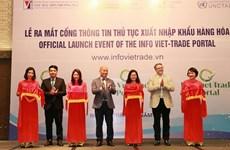 Lanzan Portal de guías de importación y exportación de mercancías en Vietnam