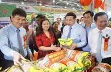 Celebran en Quang Ninh evento para estimular consumo de bienes agrícolas