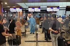 Repatrían a ciudadanos vietnamitas de Myanmar a causa de COVID-19