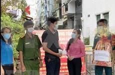Ciudad Ho Chi Minh ayuda a trabajadores informales afectados por COVID-19