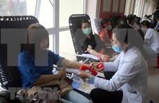 Nutrida participación en donación de sangre en provincia vietnamita