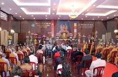 Efectúan solemne ceremonia en homenaje a rey budista Tran Nhan Tong