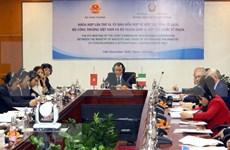 Vietnam e Italia buscan medidas para recuperación pospandémica
