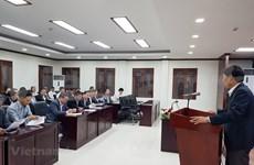Establecerán Asociación Empresarial de Vietnam para la Cooperación e Inversión en el Norte de Laos