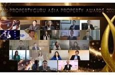 Vietnam gana tres premios inmobiliarios de Asia