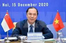 Vietnam y Singapur reanudarán viajes esenciales en 2021