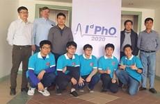 Vietnam gana medallas en Olimpiada Internacional de Física 2020