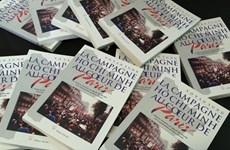 """Presentan en Hanoi libro """"Campaña Ho Chi Minh en el corazón de París"""""""