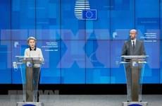 Líderes de UE desean fortalecer cooperación con Vietnam