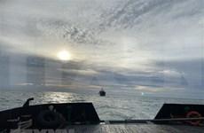Vietnam rescata carguero de Rusia accidentado en el mar
