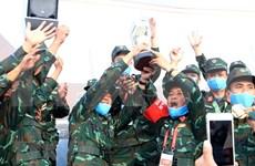 Vietnam y Rusia debaten sobre preparativos para juegos militares internacionales