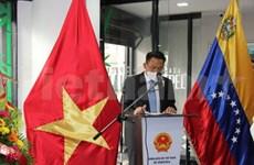 Conmemoran 31 aniversario de relaciones diplomáticas entre Vietnam y Venezuela